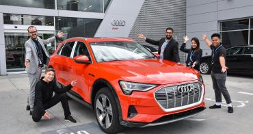 The 2019 Audi e-tron Has Arrived at OpenRoad Audi