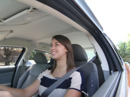 Top five tips for young drivers and parents