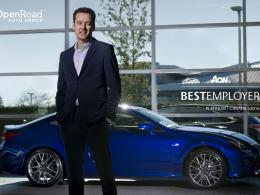 OpenRoad AutoGroup CEO