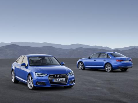 Five best features of all-new 2017 Audi A4