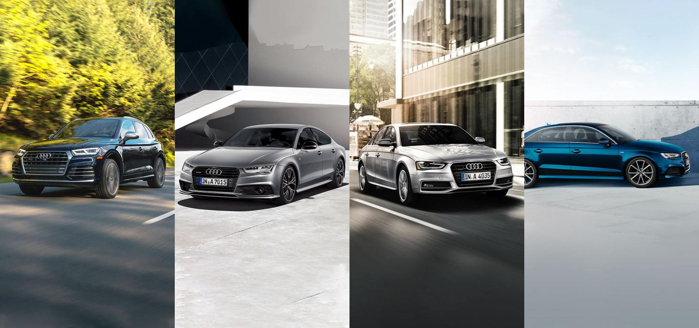 OpenRoad Audi 2018 Model Clear-out Event
