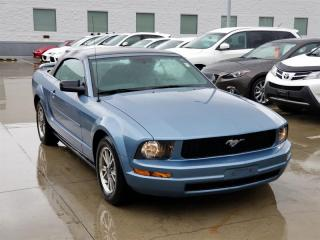 2005 Ford Mustang 2Dr Convertible