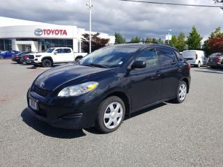 2010 Toyota Matrix AWD 4A