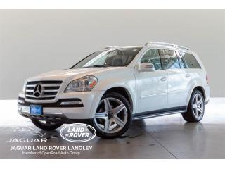 2011 Mercedes-Benz GL GL 550