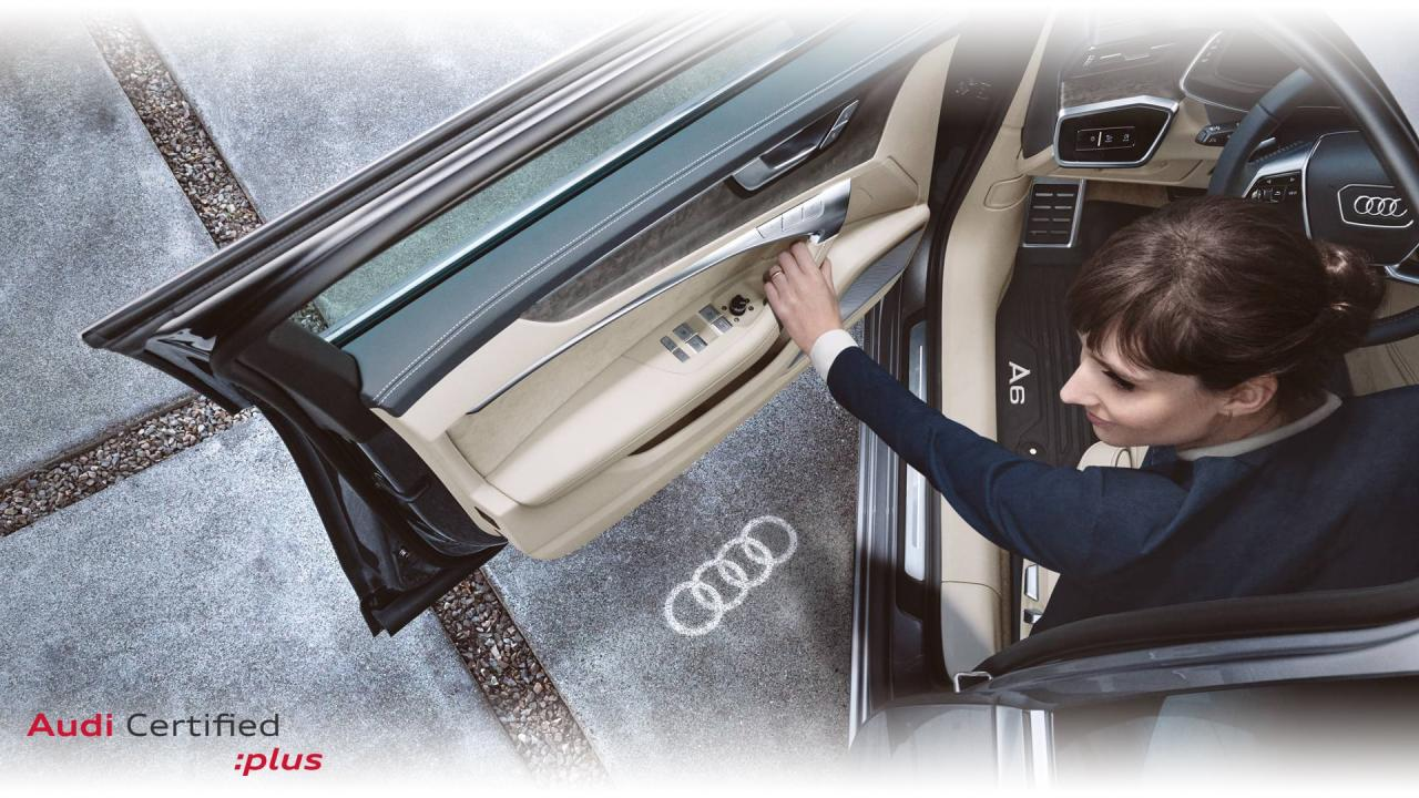 What Is Audi Certified :plus