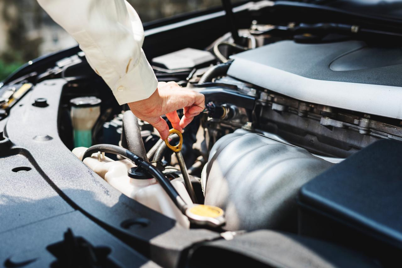 Maintain your vehicle for better fuel mileage