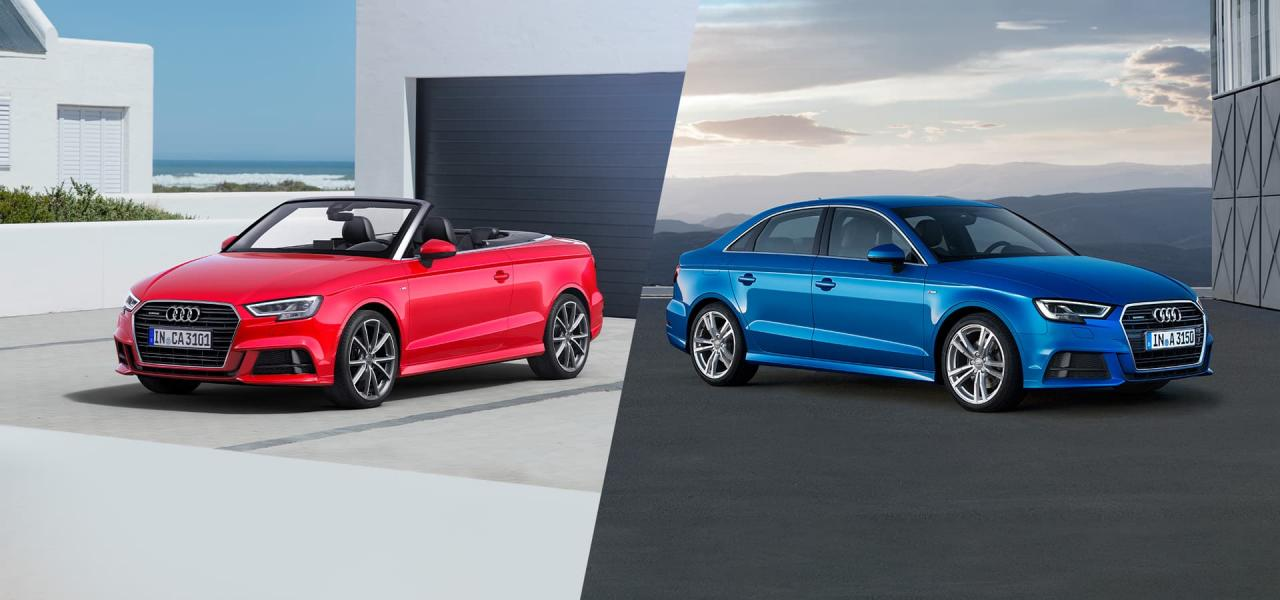 OpenRoad Audi A3 Offer