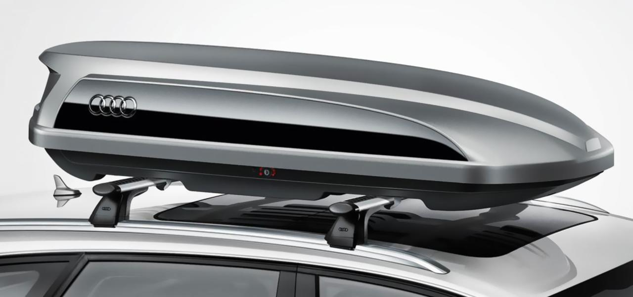 Audi Genuine Roof Accessories Offer