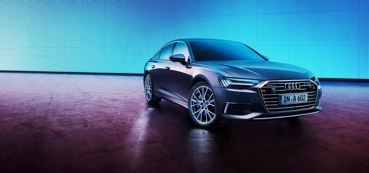 2019 Audi A6 at OpenRoad Audi Boundary