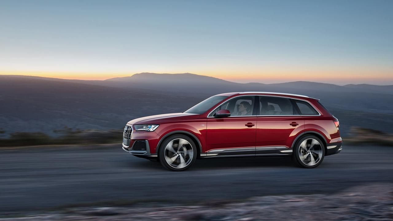 2019 Audi Q7 Inventory at OpenRoad Audi