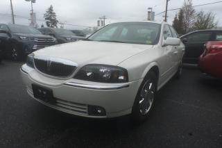 2005 Lincoln LS 4Dr Sedan V6 at