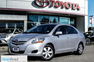 2007 Toyota Yaris 4-door Sedan 4A