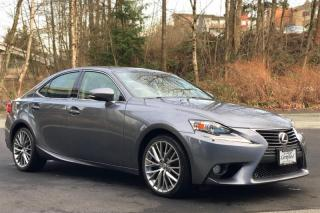 2014 Lexus IS AWD 6A