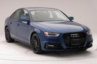 2016 Audi A4 Technik plus